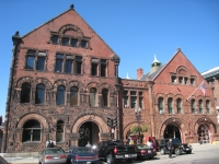 941-955 Boylston Street, Boston, MA - front