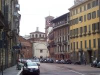 Via Pantano, Mailand, Italien