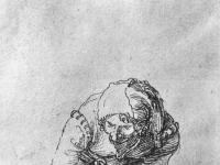 Albrecht Dürer, Mann mit Bohrer