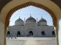 Abbasi Mosque Bahawalpur