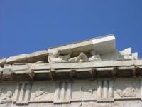 Parthenon (linke Ecke des Ostgiebels), Athen