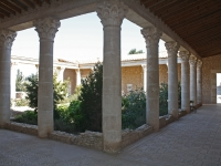 Africa Courtyard