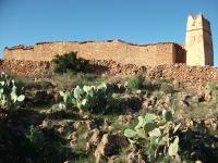 Agadir-Imhilene-Marokko