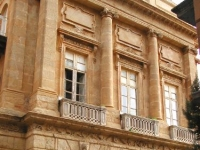 Agrigento palazzo antico