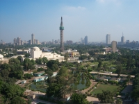 Al-Qahira view