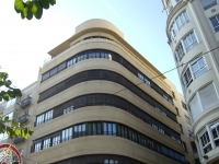 La Adriática Building, Alicante, Spanien