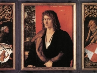 Albrecht Duerer - Portrait of Oswolt Krel - WGA6933