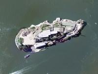 Alcatraz Island USGS
