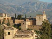Alcazabas de Granada