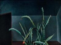 Alexander Kanoldt, Kaktusbluete, 1923-1