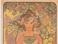 Alfons_Mucha_-_Die_Rose_-_1898