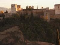 Alhambra - Granada - 001 - Panorama
