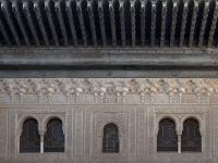 Alhambra Granada Spain Nasrid palaces