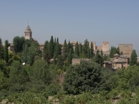 Alhambra from generalife