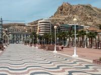 Alicante-Promenade