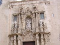 Basílica de Santa María, Alicante, Spanien