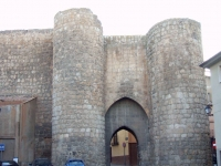 Almazan - Puerta de Herreros