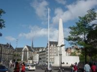 Amsterdam Dam Square Monument