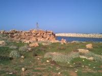 Ruinen Apollonia, Susah, Libyen