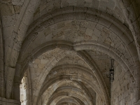 Archaeological museum of rhodes cloister