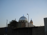 Armenisch-orthodoxe Kirche in Bab Sharqi, Damaskus, Syrien