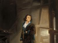 Portrait von Asensio Julià, Maler und Schüler von Goya, ca. 1798