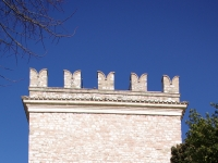 Assisi Porta Nuova BW 1