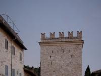 Assisi Porta Nuova BW 3