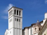Assisi San Francesco BW 4 edit