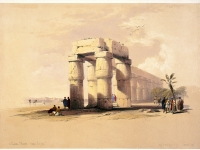At_Luxor,_Thebes,_Upper_Egypt-David_Roberts