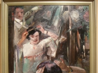 At the Mirror by Lovis Corinth, 1912 - Worcester Art Museum - IMG 7146