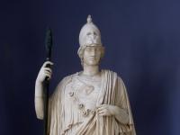 Athena Giustiniani, Vatikanstadt