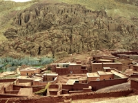 "Atlas ""Gehirn"", Dades, Marokko"