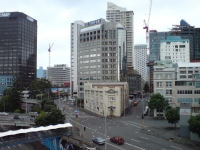 Auckland CBD, Old And New Buildings