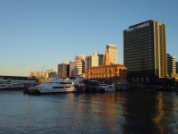 Auckland Waterfront Terminal