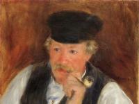 Auguste Renoir: Portrait von Monsieur Fournaise (1875)