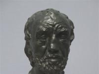 Der Mann mit der gebrochenen Nase (1863).