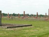 Auschwitz Birkenau Ruins 2006