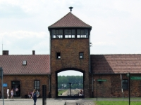 Auschwitz Entrance 2006