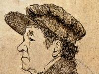 Francisco Goya: Selbstportrait mit 78 Jahren (1824), Museo del Prado, Madrid