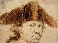 Autorretrato_con_tricornio_(Goya)