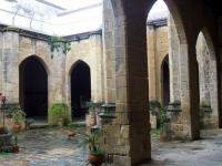 Baeza - Catedral, claustro 02