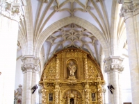 Baeza - Catedral, interior 21