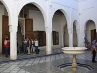 Bahia Palast, Marrakesch