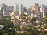 Baku new old