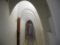 Barcelona_Casa_Batlló_innen_Dachboden