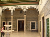Bardo_Museum_traditional_court