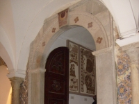 Bardo Palace door decoration-1