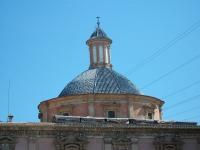 Basilica Desemparats Cúpula