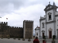 Beja (portugal) - Cathedrale